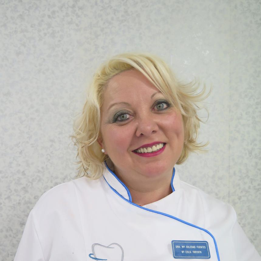 Soledad Fuentes - Fuentes Quintana Tu dentista de confianza en Guadalajara
