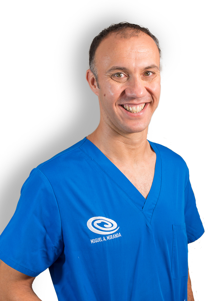 Dr. Miguel Miranda - Clínica Oviedo Miranda