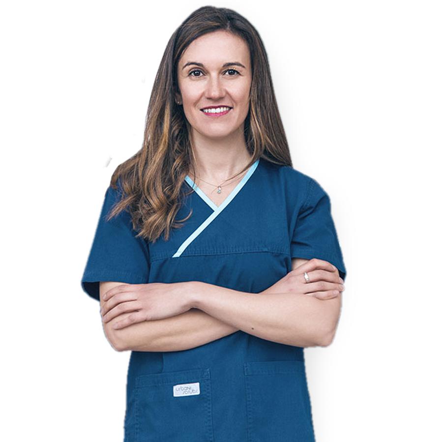 Dra. Marta Pascual de Clínica Dental Las Rozas