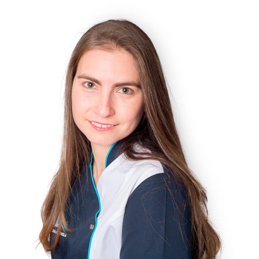 Dra. Gretel Mendiola- Dentista de Confianza Dalydent en Toledo