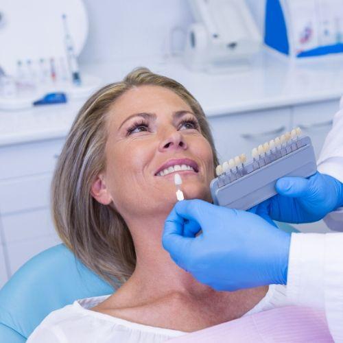 tratamiento de blanqieamiento dental