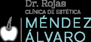 Dr Rojas logo. Clinica dental en mendez Alvaro