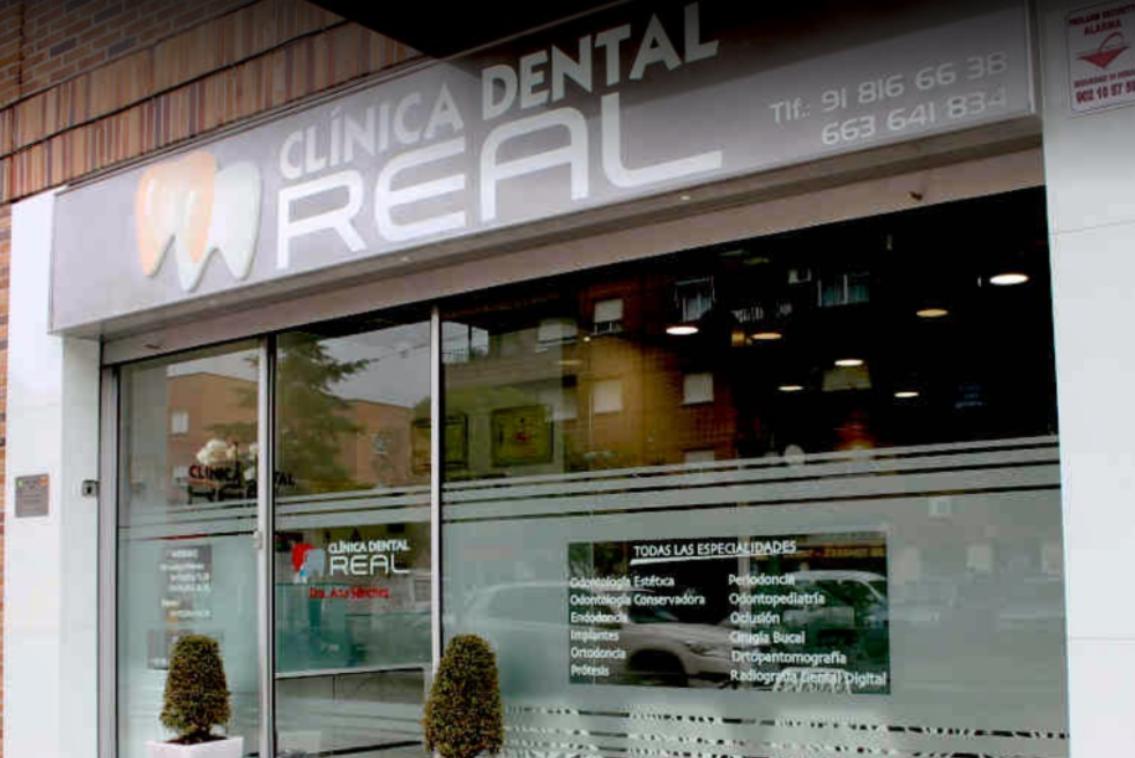 Clínica Dental en Torrejón de la Calzada