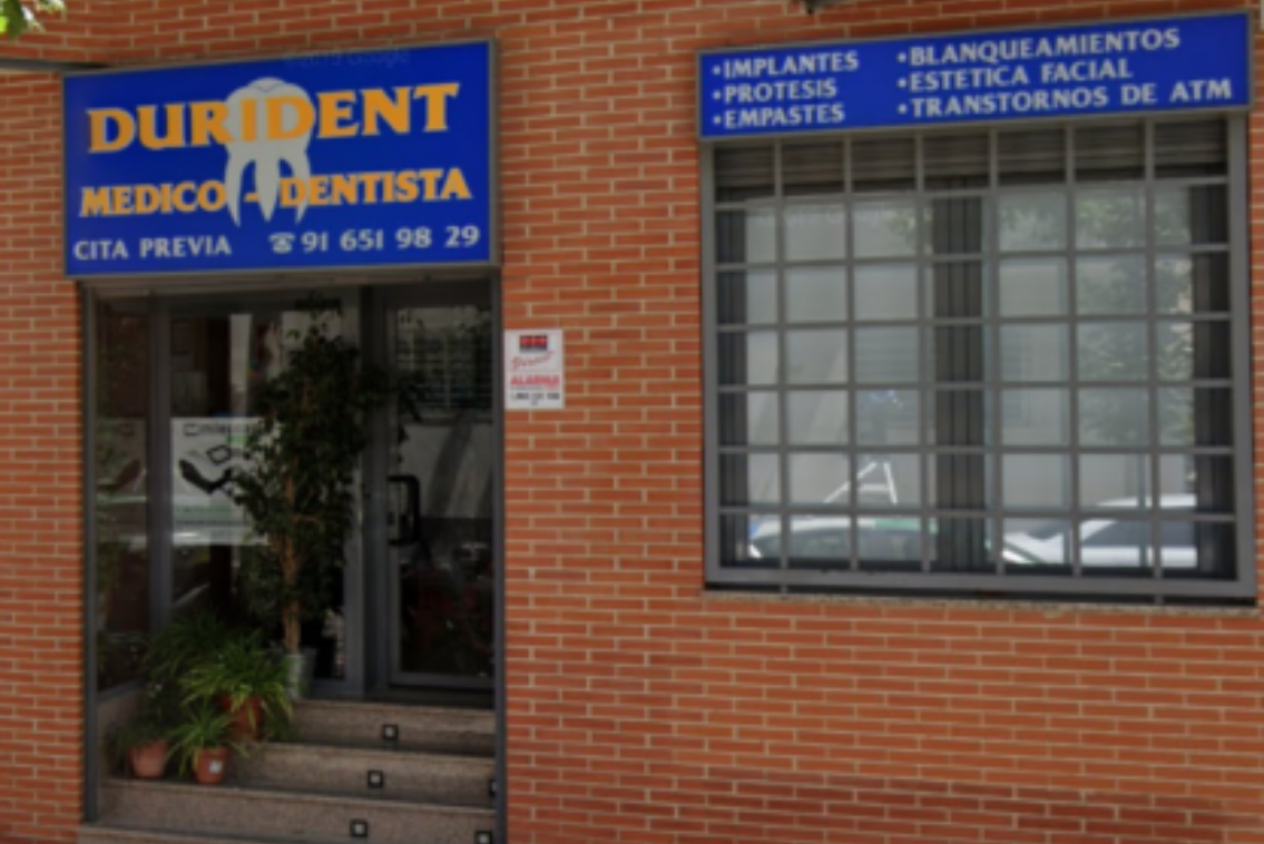 clínica dental en San Sebastián de los Reyes