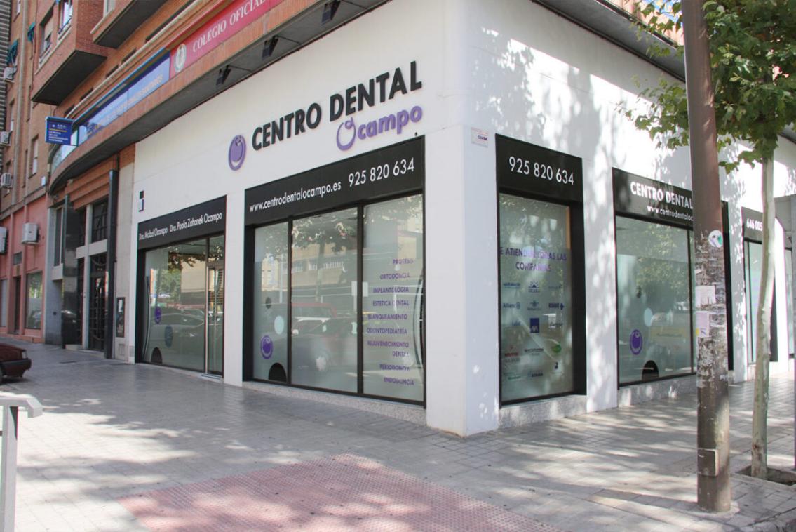 clínica dental en Talavera de la Reina