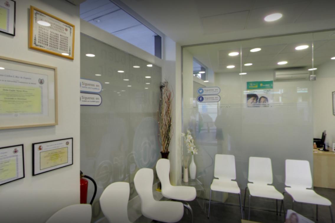 clínica dental en Leganés