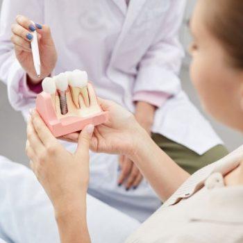 tratamiento de dientes en un día
